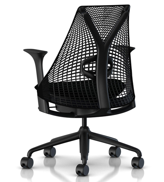 Кресло Herman Miller Sayl Black - Салон «KingStyle»