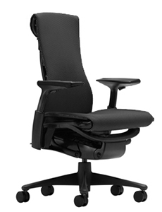 Herman Miller Embody Black