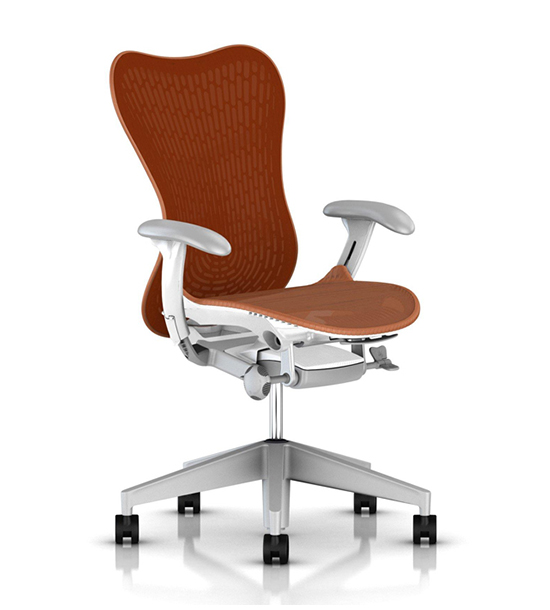 Кресло Herman Miller Mirra 2 Orange - Салон «KingStyle»