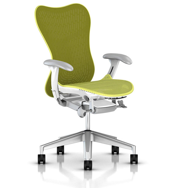 Кресло Herman Miller Mirra 2 Lime - Салон «KingStyle»