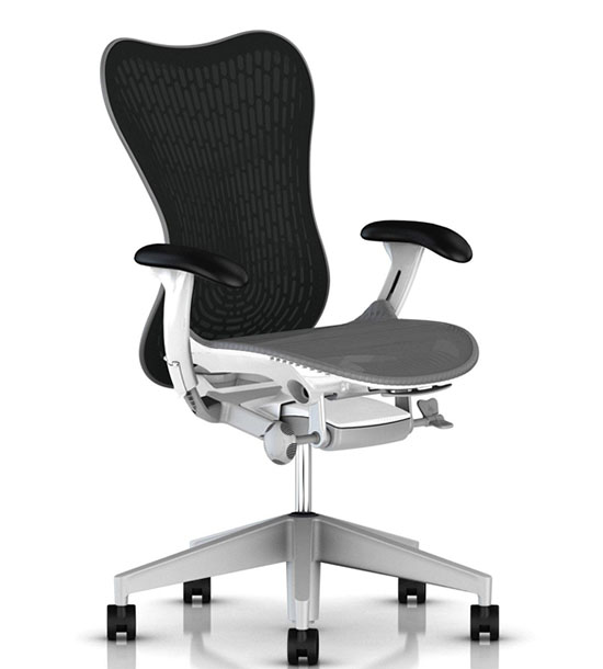 Кресло Herman Miller Mirra 2 Slate Grey - Салон «KingStyle»