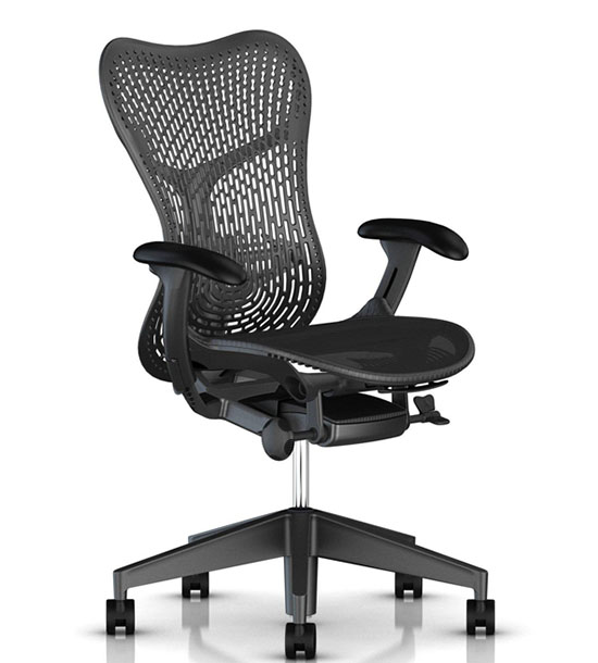 Кресло Herman Miller Mirra 2 Graphite - Салон «KingStyle»