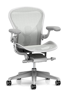 Herman Miller Aeron New Mineral