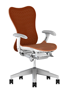Herman Miller Mirra 2 Orange