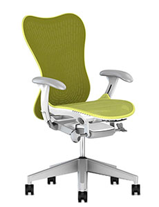 Herman Miller Mirra 2 Lime