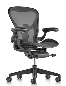 Herman Miller Aeron New Graphite
