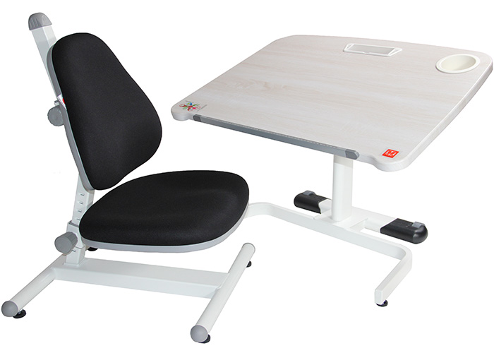 Комплект мебели COMF-PRO Coco Desk & Chair купить | «KingStyle»