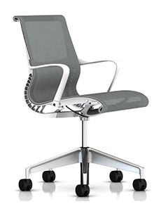 Herman Miller Setu Grey