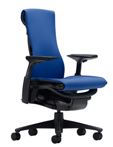 Herman Miller Embody Blue