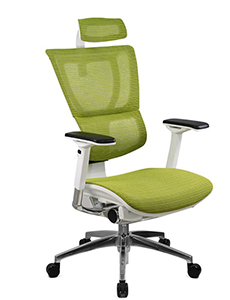 Comfort Seating Mirus White