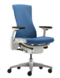 Herman Miller Embody Blue Moon